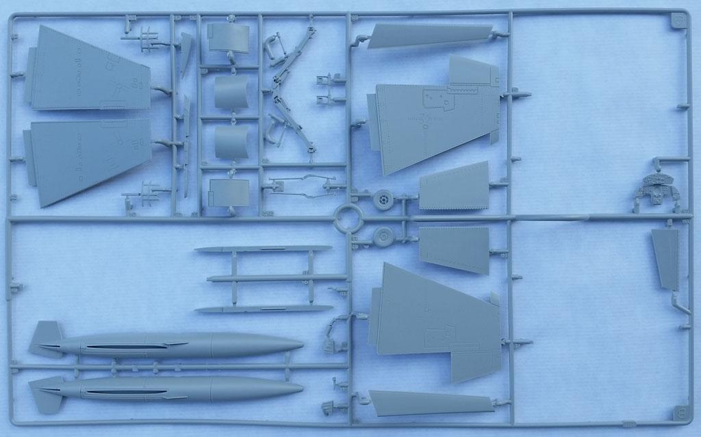 F104 G/S Starfighter italeri  (new moulds) F104_003