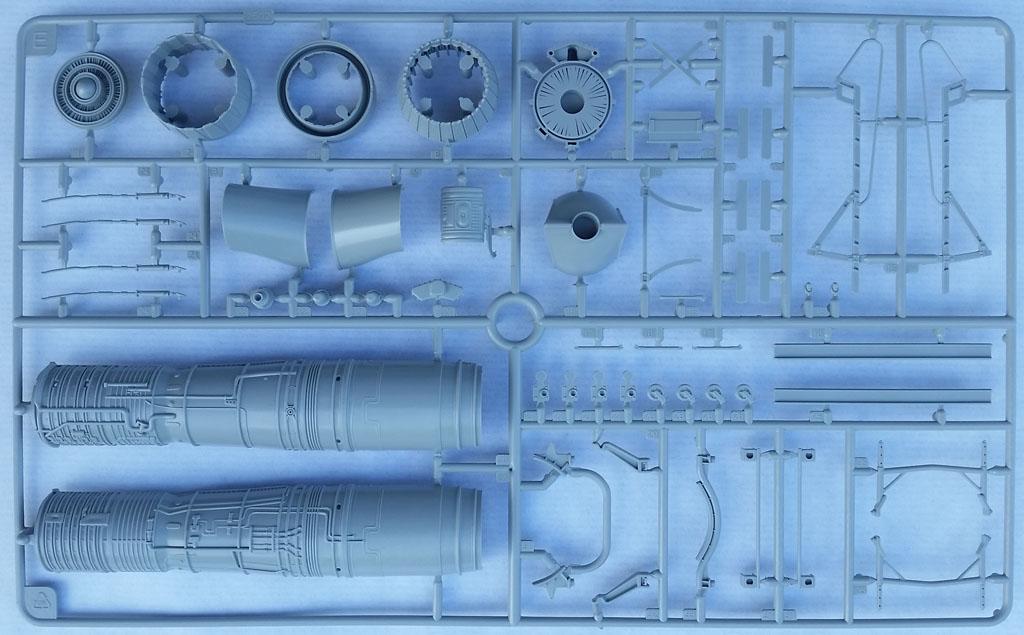 F104 G/S Starfighter italeri  (new moulds) F104_005