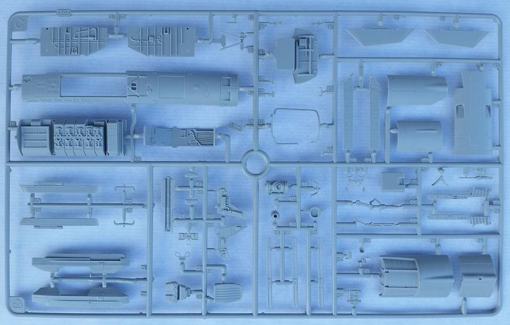 F104 G/S Starfighter italeri  (new moulds) F104_006