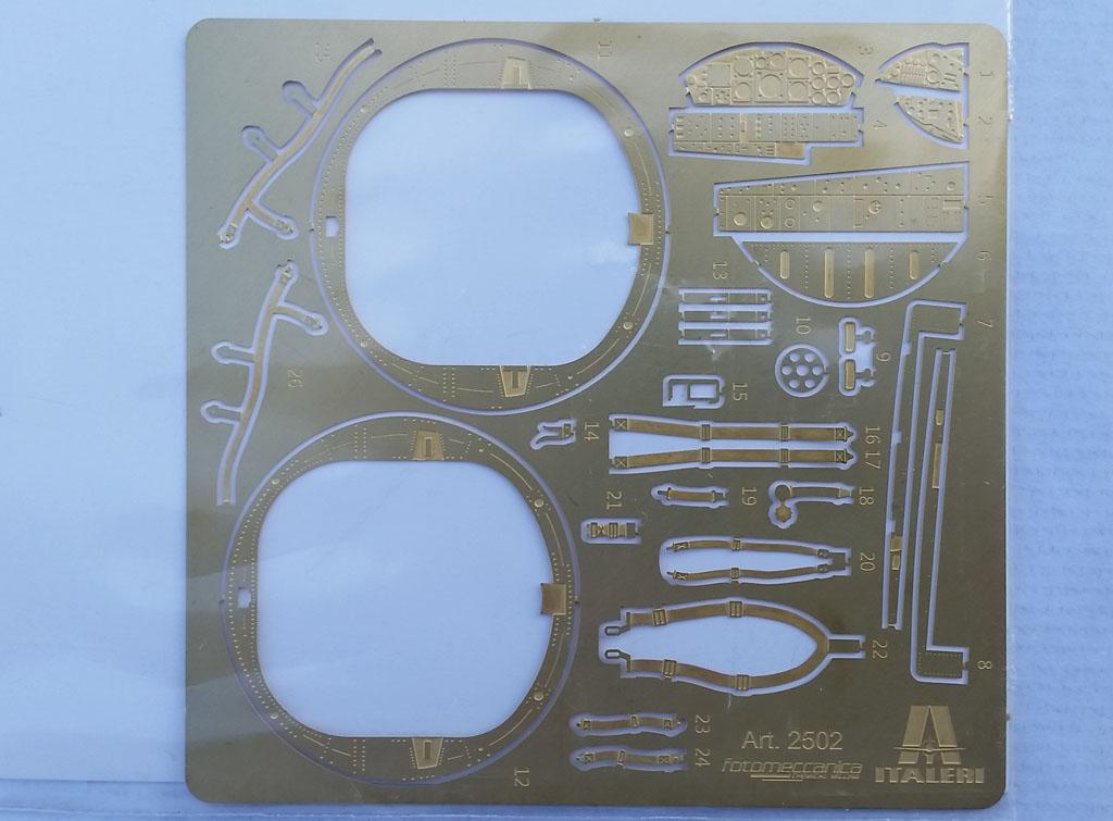 F104 G/S Starfighter italeri  (new moulds) F104_010