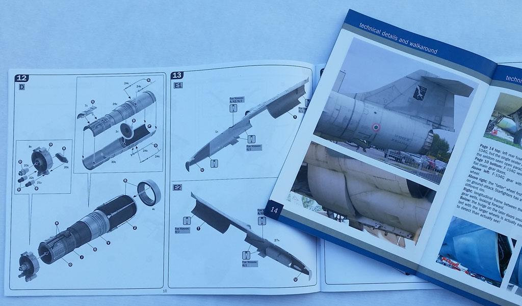 F104 G/S Starfighter italeri  (new moulds) F104_013